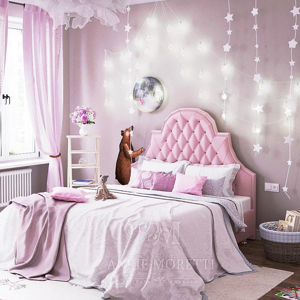 Подростковые элитные кровати в Москве